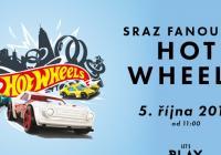 Sraz fanoušků Hot Wheels - Plzeň Plaza