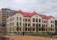 Kluziště na náměstí Vsetín