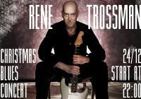 Rene Trossman Christmas Blues Concert