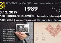 Bohdan Holomíček + ZRNÍ koncert