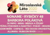 Miroslavské Léto 2020