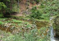 Vodopády na Bílé Desné