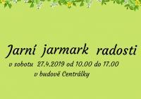 Jarní jarmark radosti - Sokolov