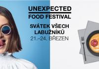 Unexpected Food Festival v Centru Chodov