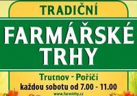 Farmářské trhy - Trutnov Poříčí