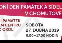 Mezinárodní den památek v Chomutově