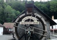 Skalní mlýn, Blansko