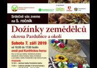 Dožínky zemědělců okresu Pardubice