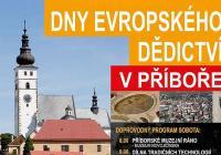 Dny evropského dědictví ve městě Příbor