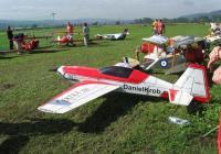 Obří letecké modely - Lipenecký Obr 2019