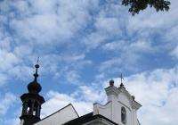 Kostel sv. Rodiny a sv. Jana Nepomuckého, Horní Vltavice