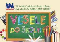 Vesele do školy - Ústí nad Labem
