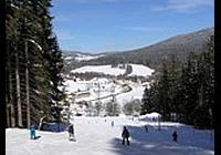 Skiareál Horní Vltavice - Nad kovárnou