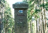 Johnův kámen, Horní Vltavice