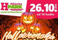 Halloweenská párty na Hájence - Břeclav