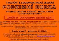 Podzimní a Svatomartinská burza - Liberec
