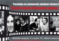 České hvězdy filmového plátna první republiky