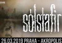 Sólstafir v Praze