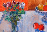 Josef Kilian / Poetické vyznání v barvách
