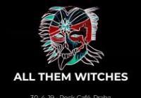 All Them Witches v Praze