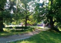 Probouzení zámeckého parku Kozel