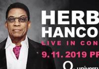 Herbie Hancock v Praze