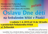 Den dětí - Fotbalové hřiště v Písnici - Praha Libuš