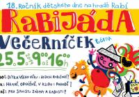 Den dětí na hradě Rabí