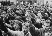 """Rok 1989 v Táboře a další """"devítková"""" výročí"""