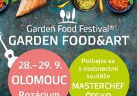 Garden Food Festival - Olomouc