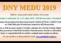 Dny medu - Pardubice