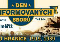 Den uniformovaných sborů - Kroměříž