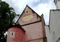 Kaple Andělů strážných - Current programme