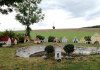 Model jihočeské vesnice, Zlatá Koruna
