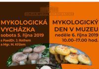 Mykologický den v muzeu