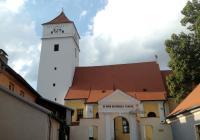 Kostel sv. Václava, Velešín