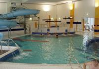 Plavecký bazén - Wellnesscentrum Aqua viva