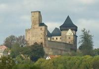 Vánoční jarmark na hradě Lipnice nad Sázavou