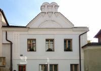Bývalá synagoga Třeboň