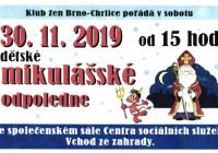 Mikuláš - Brno Chrlice