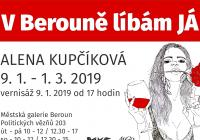 Alena Kupčíková / V Berouně líbám já