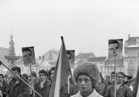 Pochodeň číslo 1 / výstava k 50. výročí upálení Jana Palacha