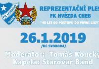 Reprezentační ples FK Hvězda Cheb