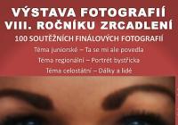 Výstava fotografií VIII. ročníku Zrcadlení