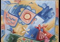Jdi na venkov! Výtvarné umění a lidová kultura v českých zemích 1800–1960