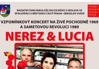Nerez & Lucia - Vzpomínkový koncert na Živé pochodně 69 a Sametovou revoluci 89