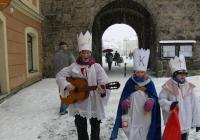 Tři králové v Jičíně
