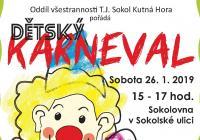 Karneval pro děti - Kutná Hora