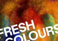 Svěží barvy / Fresh Colours
