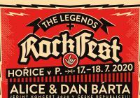The Legends Rock Fest aneb Legendy ožívají